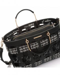 Basket Mini NATURE Black
