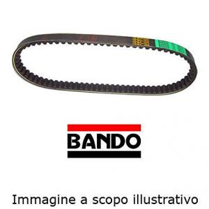 CINGHIA BANDO PER SCOOTER PEUGEOT 100 CC. 2 TEMPI   27.3724/5