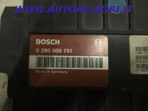 ECU Centralina Motore Bosch Peugeot 106 Citroen AX 0280000751 0 280 000 751
