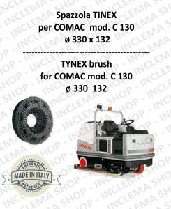SPAZZOLA in TYNEX per lavapavimenti COMAC mod. C 130