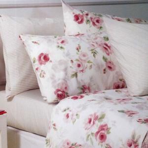 Set lenzuola matrimoniale 2 piazze ZUCCHI Basics DELIGHT 1 rosa