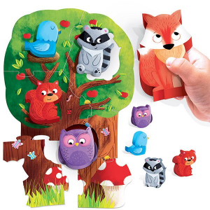 Montessori My First Puzzle The Forest