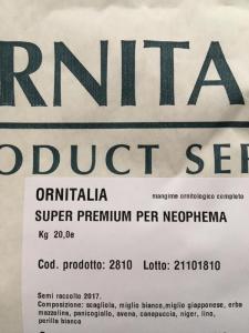 SUPER PREMIUM NEOPHEMA 20kg