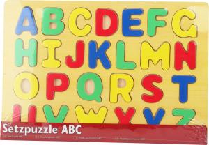 Puzzle ad incastro «ABC»