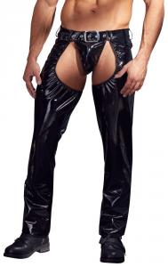 BLACK LEVEL Abbigliamento Fetish per LUI in vernice tg L 4024144366668