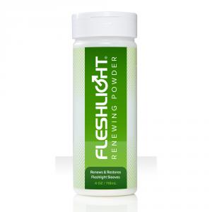 FLESHLIGHT Polvere pulizia e cura articoli sexy 113,4 g made in ES