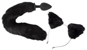 BAD KITTY Set sexy toys plug anale lungo 47 cm diametro 4,1 cm novit     2018
