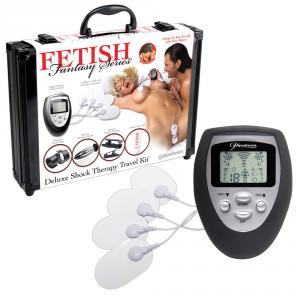 FETISH FANTASY Elettrodi fetish sexy toys a batteria (non inclusa) made in CN