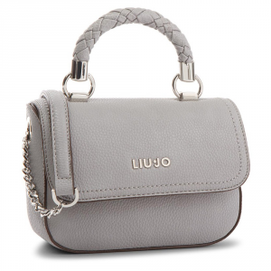 Shoulder bag Liu Jo MANHATTAN A68098 E0011 Frozen