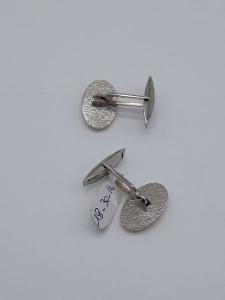 Gemelli in argento e oro, vendita on line | GIOIELLERIA BRUNI Imperia
