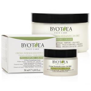 BYOTHEA Byothea crema normalizzante 24ore cosmetici 200ml