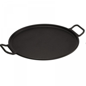 Lodge Pizza Accessory Barbecue With Color Handles Black