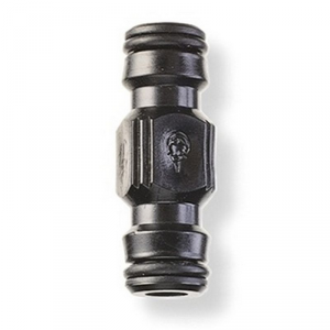 G.f. Garden Blister 2-way Connector Grafts Color Fittings Black