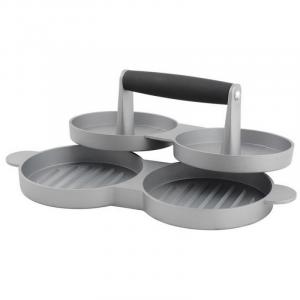 DANGRILL Burgerpresser double light accessorio barbecue utensili