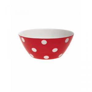 FRESHNESS BY LIVELLARA Individ.fresh.dots red accessorio per la tavola a pois