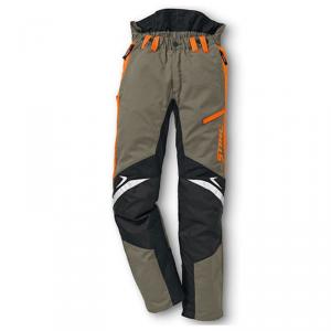 Stihl Pants Function Ergo Anti Color Injury Black Size 52