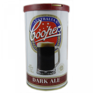COOPERS dark ale malto 1,7kg in formato latina