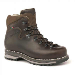 1023 LATEMAR NW   -   Men's Norwegian Welt Hiking Boots   -   Waxed Dark Brown