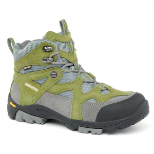 146 QUANTUM GTX RR JR    -    Boys & Girls Hiking Boots    -    Aloe / Grey