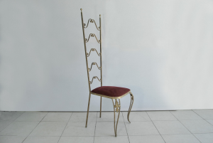 Coppia di sedie Chiavarine