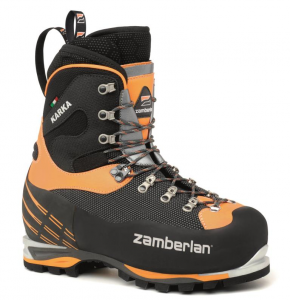 6000 KARKA EVO RR   -     Bergschuhe   -   Black/Orange