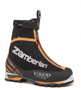 3000 EIGER LITE GTX RR   -   Botas de  Alpinismo-   Black/Orange