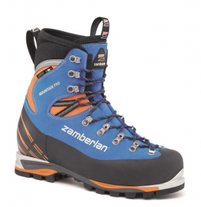 2090 MOUNTAIN PRO EVO GTX RR   -     Bergschuhe   -   Royal blue/Orange