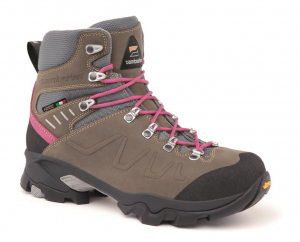 982 QUAZAR GTX WNS   -   Scarpe  Hiking   -   Dark Brown/Pink