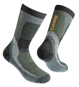 SOCKEN ZAMBERLAN® THERMO FOREST -Green