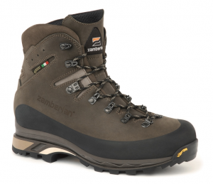 960 GUIDE GTX RR WIDE LAST - Bottes Trekking - Dark Brown