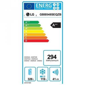 GBB548SEQZ FRIGO COMBI 499LT H185-L70 NF SABBIAA++ DISPL M