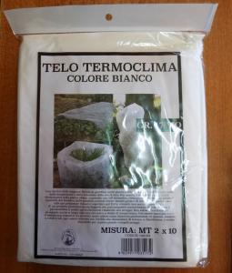 Telo in tessuto TNT da 17GR 1.6x10 / 2x10