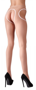 COTTELLI COLLECTION STOCKINGS & HOSIERY Collants sexy femme L/XL 4024144230860