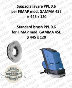 SPAZZOLA in LAVARE PPL 0,6 per lavapavimenti FIMAP mod. GAMMA 45E