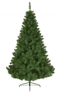 KAEMINGK Imperial Pine Colour: Green Size: 210Cm Albero Natale Addobbi Natalizi 825