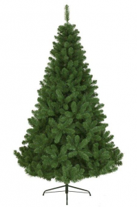 KAEMINGK Imperial Pine Colour: Green Size: 150Cm Albero Natale Addobbi Natalizi 460
