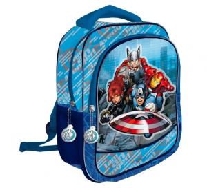 ASTRO Zaino 29X23X11 Cm Avengers Zaino Scuola Cartoleria 233