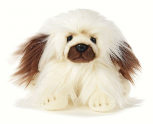 PLUSH & COMPANY Peng Cane Pekinese 30 Cm L Cane Peluches Giocattolo 178