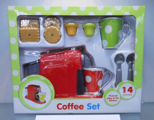 Coffee maker With Cialde 14 Pieces 243