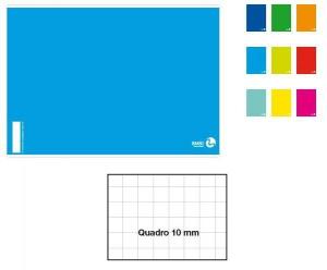 BM Quaderno Maxi A4 Rigatura 10 Quadretti Grandi Per Elementari Quaderno A4 517