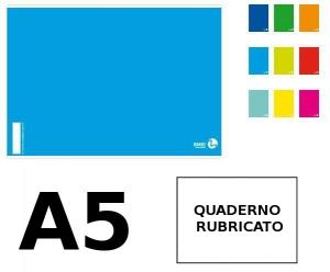 BM Rubriche Quad P M Pag 80 Rubricato Formato A5 15X21 Rubrica Carta Cartoleria 578