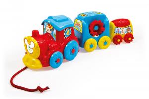CLEMENTONI Disney Baby Activity Train Veicolo Radiocomando Prima Infanzia 744