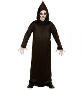 WIDMANN Costume Grim Reaper Tunica Con Cappuccio Taglia 140 Cm / 8 10 Years 583