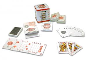 DAL NEGRO Canasta Lusso Carte Gioco Da Giocattolo 934