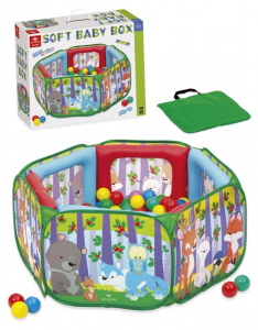 DAL NEGRO Soft Baby Box Playset Giardino Gioco Estivo Estate Giocattolo 416