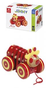 DAL NEGRO Trainabile Gimmy Gioco Playset Prima Infanzia Giocattolo 513