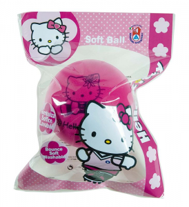 ANDRONI Palla In Spugna Hello Kitty Diametro 120 Mm Pallone In Spugna Gioco 366