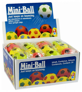 ANDRONI Balls Antistress 58 ml Colors Assorted Exhibitor From 24 Pieces Ball 157