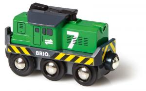 BRIO Locomotiva Per Treno Merci A Batterie 352