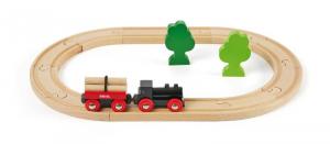 BRIO Piccolo Set Ferrovia Della Foresta 914